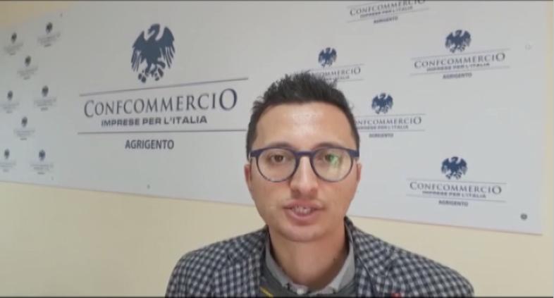 """""""Vie dell'Agnello Pasquale"""". Iniziative della Confcommercio."""