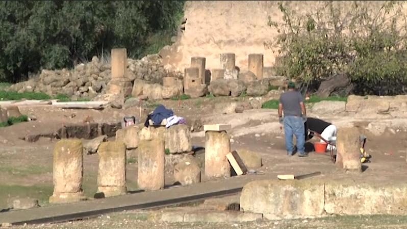 Parco archeologico, gli scavi si aprono alla città.