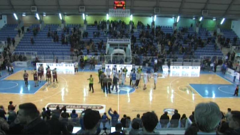 Basket, il derby di Sicilia è della Fortitudo Agrigento.