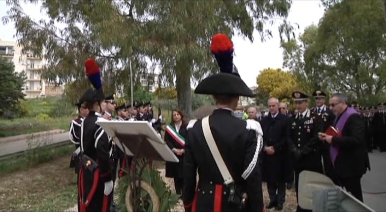 Agrigento ricorda  il maresciallo Guazzelli a 26 anni dell'assassinino.