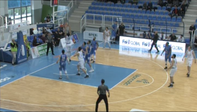 La Fortitudo vince all'Overtime, battuto Napoli.