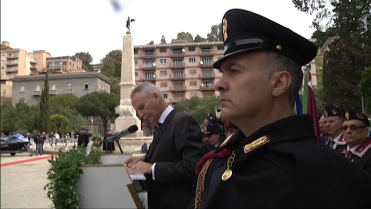La Polizia di Stato celebra i suoi 166 anni di fondazione.